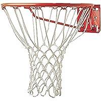 Champion Sports Red de Baloncesto sin látigo, Color Blanco, Varios tamaños