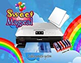 WHITE EDIBLE PRINTER BUNDLE-COMES WITH EDIBLE INK AND EDIBLE WAFER PAPER
