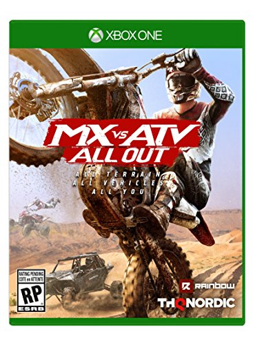 MX vs ATV All Out - Xbox One - Xbox One