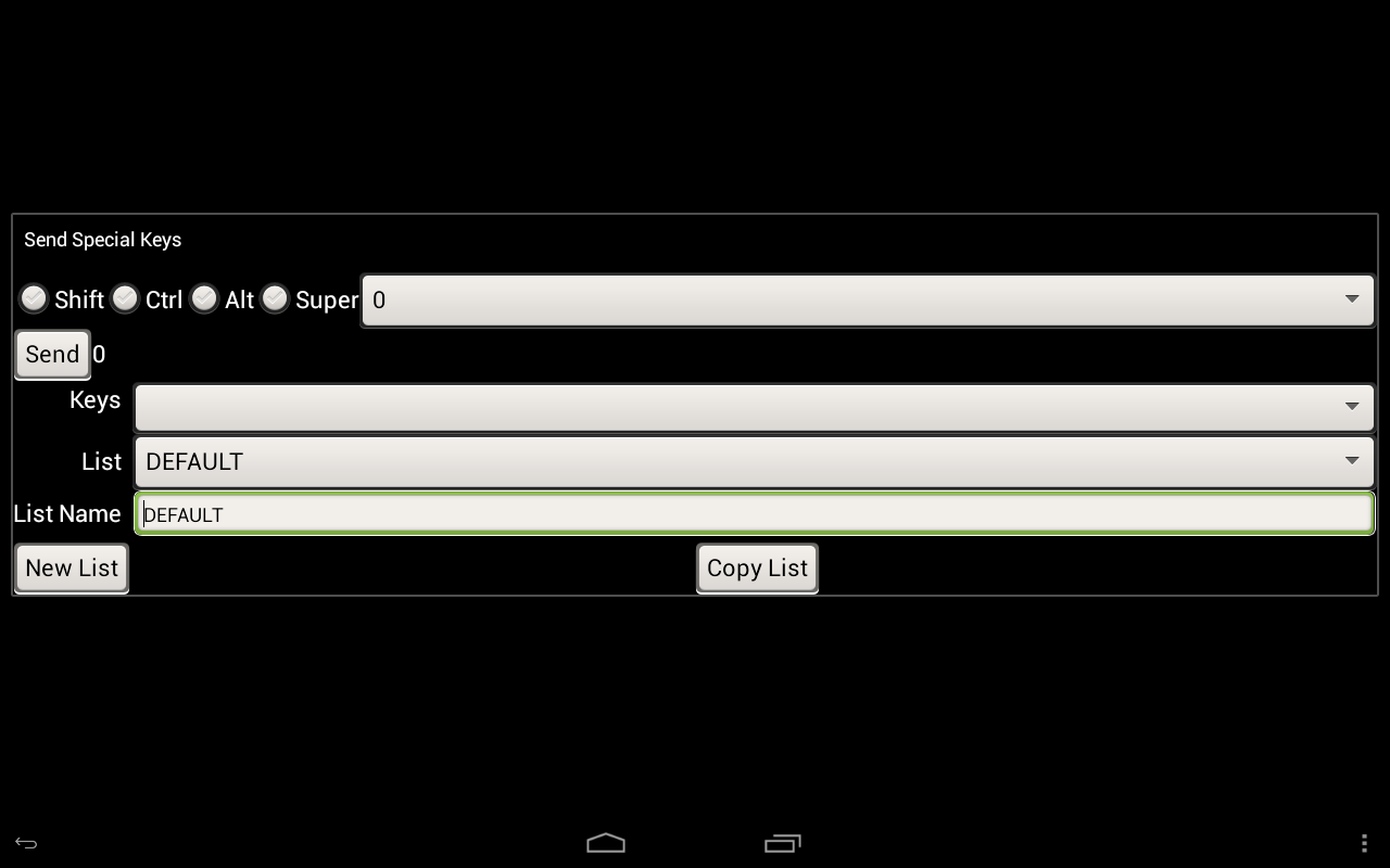 VNC Pro Viewer: bVNC: Amazon ca: Appstore for Android
