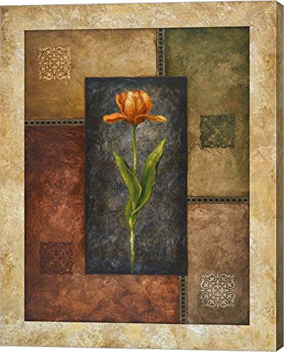 Orange Tulip Michael Marcon Canvas Art Wall