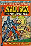 Amazing Adventures #10 (Black Bolt and the Inhumans)
