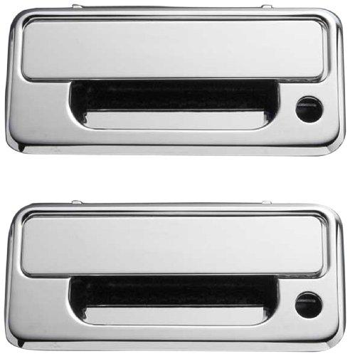 (All Sales 920 Polished Billet Aluminum Door Handle and Bucket)