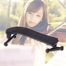 Domybest Violin Adjustable Shoulder Rest Instrument Accessory Adjustable size for 3/4, 4/4 Violin (03)