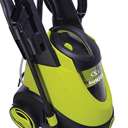 Sun Joe Spx7000e 1750 Max Psi 1 6 Gpm 2 In 1 Electric Pressure Washer W Built In Wet Dry Vacuum