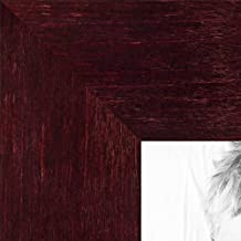 ArtToFrames 13x19 inch Dark Cherry Stain on Hard Maple Wood Picture Frame, WOM0066-71206-YCHY-13x19 by ArtToFrames