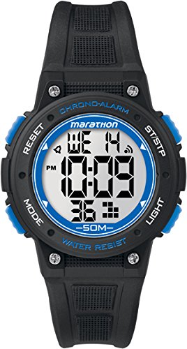 Timex-TW5K84800-Digital-Mid-Marathon-Black-Chronograph-Watch