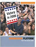 Progressive Platform for the States 2006, Bernie Horn, 0897882059