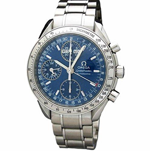Omega Speedmaster Swiss-Automatic Male Watch 3523.80.00 (Certified ()