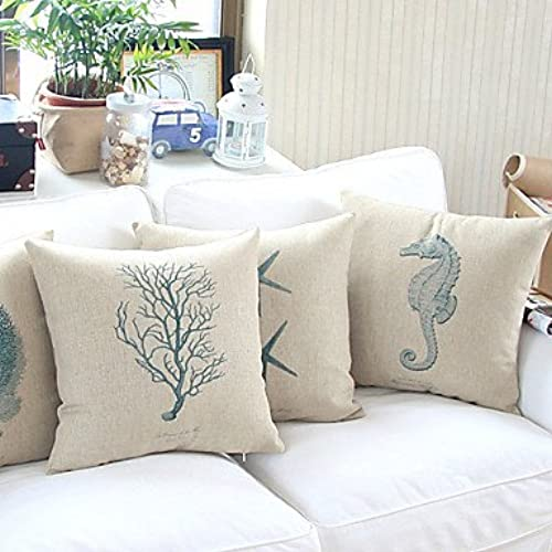 Coastal Pillow Covers Amazon New Coastal Throw Pillow Covers