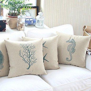 %E3%80%90Bailand%E3%80%91%C2%AE Cotton Decorative Pillow Cover
