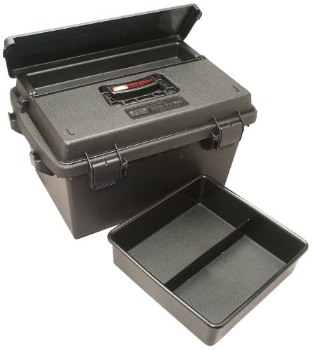 (MTM Sportsmen's Plus Utility Dry Box (Black, 19-Inch))