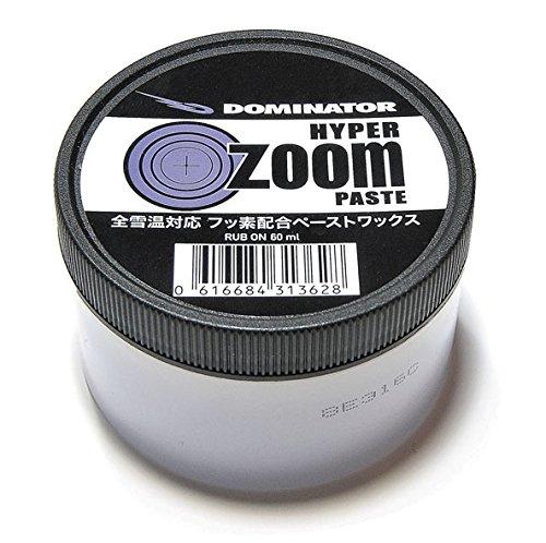 [해외]DOMINATOR (ドミネ?タ?) ZOOM HIGH PERFOMANCE SERIES HYPER ZOOM PASTE (하이퍼 줌 페이스트) 60ml 스노우보드스키 겸용 / DOMINATOR (Dominator) Zoom HIGH PERFOMANCE SERIES HYPER zoom PASTE (Hyper zoom paste) 60ml snowboard ski