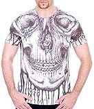 Men Teen T-Shirt Graffiti Skateboard Vintage Retro Indie Hip Hop bmx #MD16