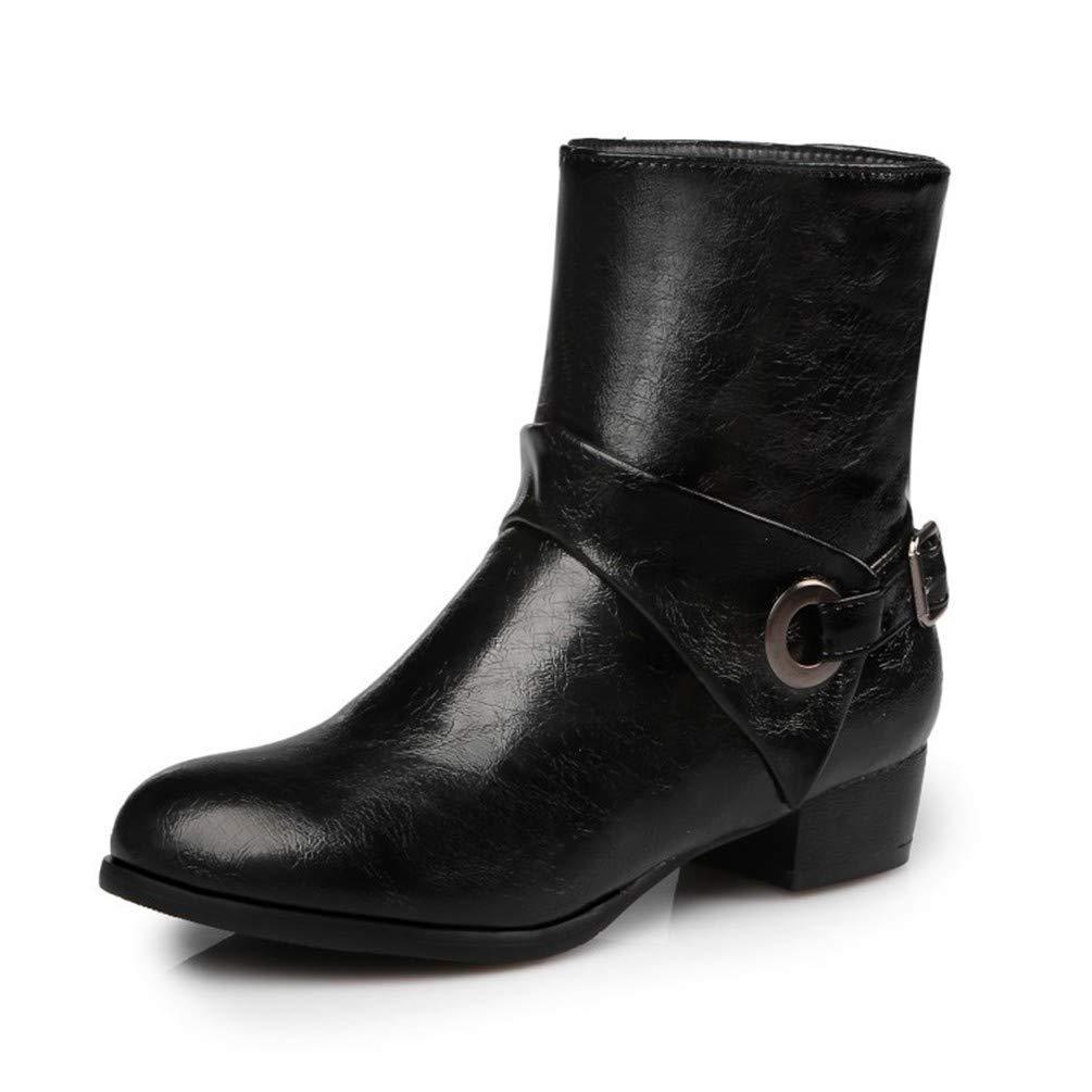 Damen Damen Damen Stiefel   Stiefel  gürtel - Stiefel 618a7e