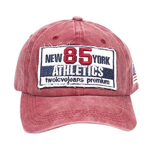 Men's Animal Farm Trucker Hat,Unisex Embroidered Flower Denim Cap Adjustable Mesh Baseball Cap Hat for Women Yamally