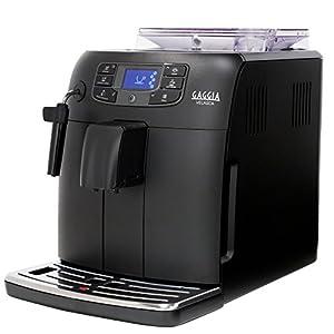 Gaggia RI8260/47 Velasca Espresso Machine, Black