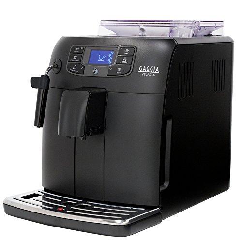 , Gaggia RI8260/47 Velasca Espresso Machine, Black