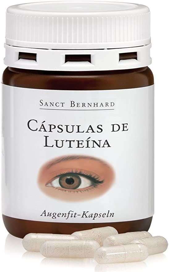 Luteína Cápsulas para la Vista - 90 Cápsulas: Amazon.es: Salud y ...