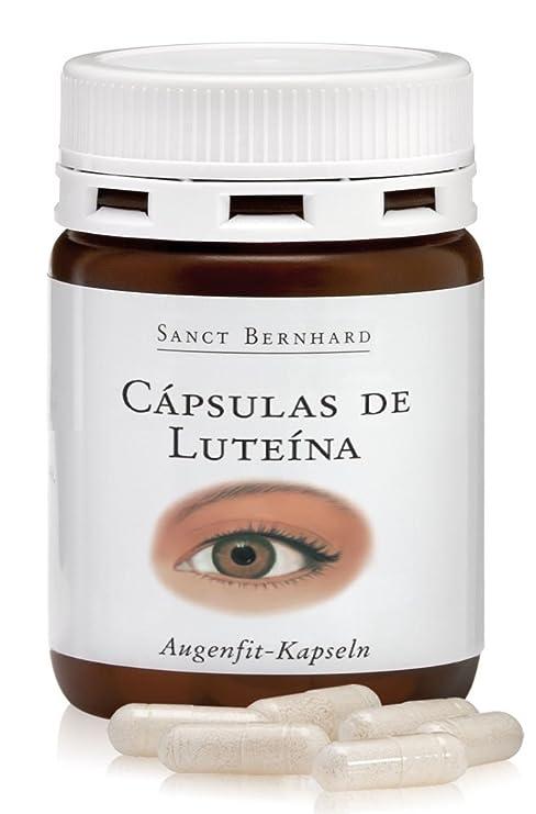 Luteína Cápsulas para la vista - 90 Cápsulas: Amazon.es: Salud y cuidado personal