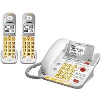 Uniden D3098 Corded - Cordless 1.9GHz DECT 6.0 Combo Telephone + 1 DCX309 Cordless Handset (Amplified)