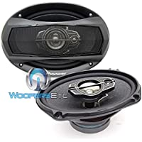 Pioneer TS-A6975S 6 x 9 500W Max 3-Way Coaxial Speakers