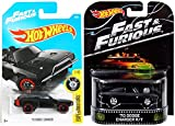Hot Wheels Fast Furious Charger Set 2017 '70 Dodge Charger Experimotors #4 + 1970 Dodge Charger R/T Retro Entertainment