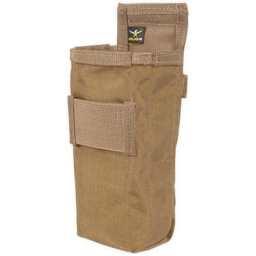 Atlas 46 AIMS Vertical Fastener Pouch Coyote | Work, Utility, Construction, Tactical, and Contractor