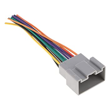 Baoblaze Auto DVD Radio Stereo Wire Harness Cable Plugs ... on