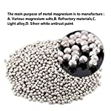 Magnesium Mg Metal Small Beads, Alloy Material 500g