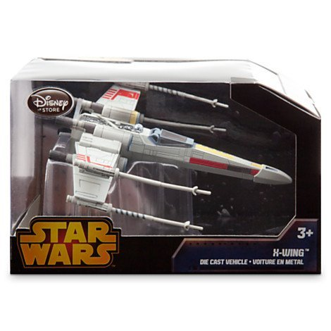 - Disney Star Wars X-Wing Diecast Vehicle