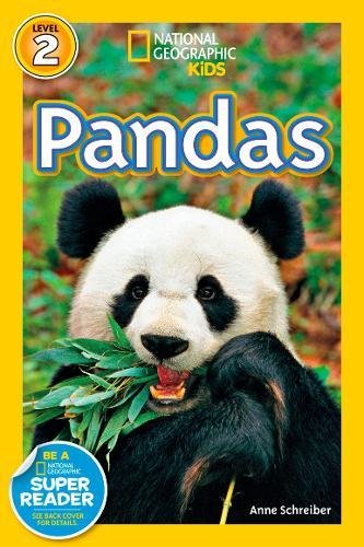 Two Pandas (National Geographic Readers: Level 2 - Pandas)