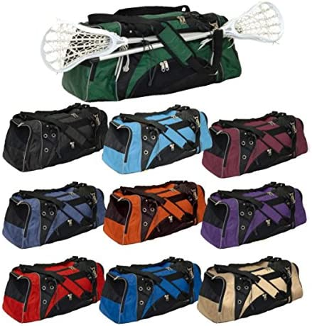 Other Lacrosse Personal Duffle Bag Columbia Blue