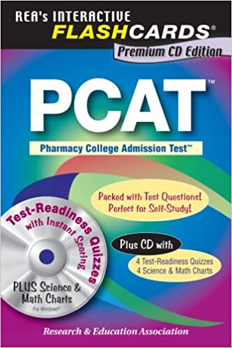 Buy PCAT Pharmacy College Admission Test (Interactive