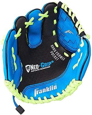 22,9/cm Franklin Sports Neo-Grip Teeball Handschuhe