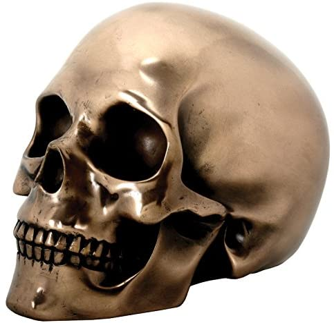 SUMMIT COLLECTION Decorative Skeleton Figurine product image