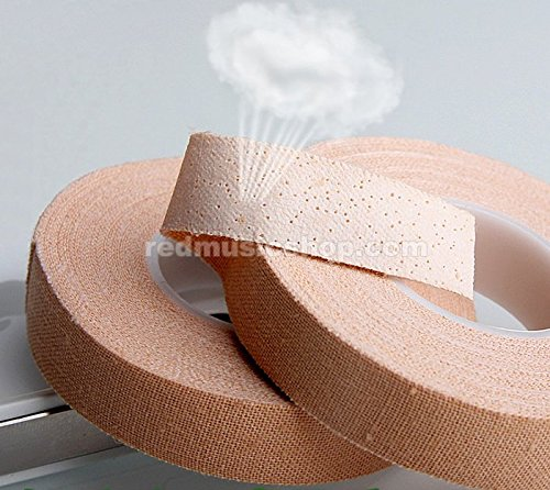 Adhesive Tape for Guzheng and Pipa Nails Picks Red Music Shop E0360