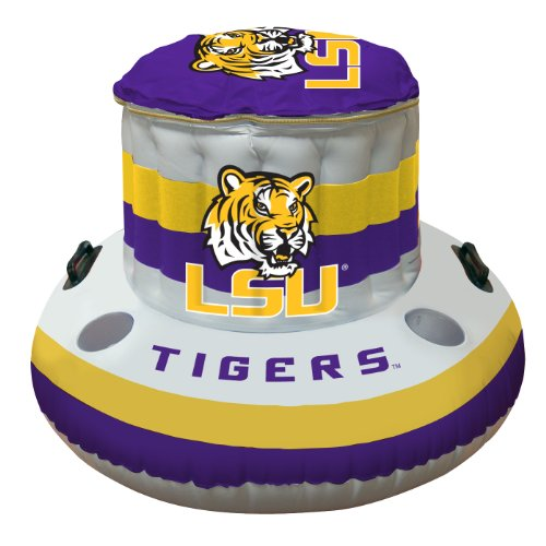 The Northwest Company NCAA Beach Inflatable Cooler NCAA Team: LSU
