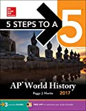 img - for 5 Steps to a 5 AP World History 2017 book / textbook / text book