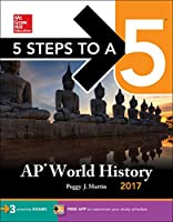 5 Steps to a 5 AP World History 2017 Edition Front Cover