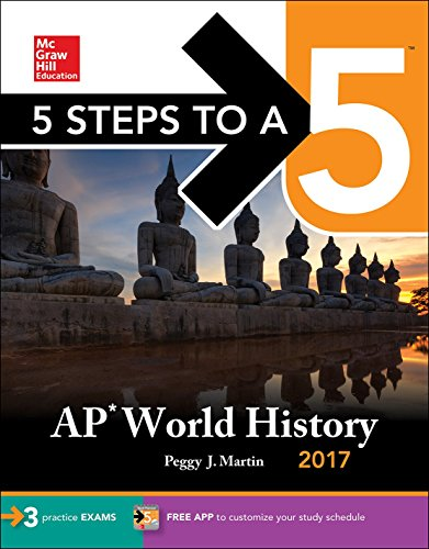 5 Steps to a 5 AP World History 2017 cover