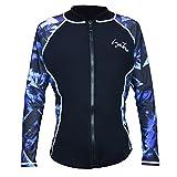 Layatone Wetsuits Jacket 2mm Neoprene Long Sleeve Top