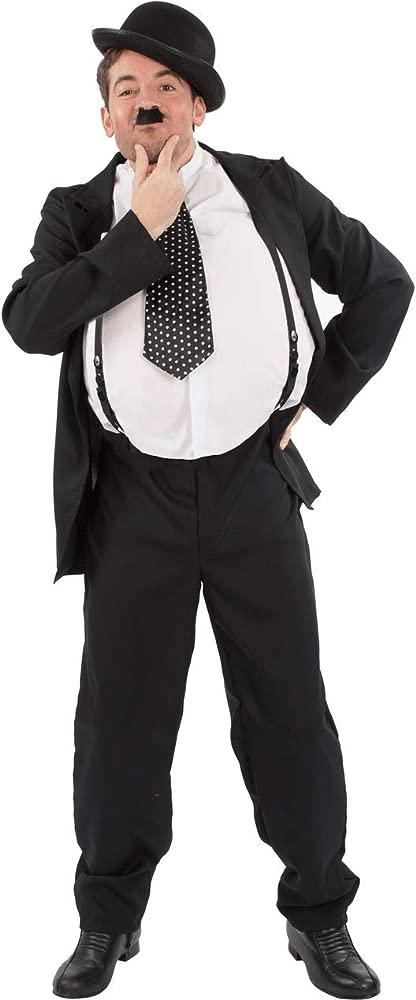 Disfraz para Adulto Oliver Hardy: Amazon.es: Juguetes y juegos