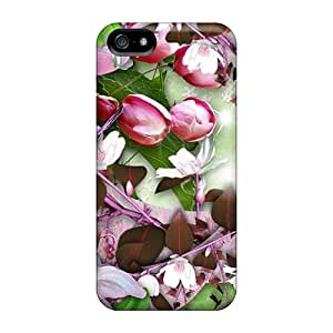 Tpu Fashionable Designrugged Cases Covers For Iphone 5/5s New,
