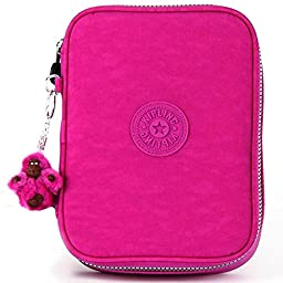 Kipling Luggage 100 Pens, Very Berry, One Size
