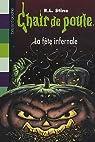 Chair de poule, tome 54 : La fête infernale par Stine