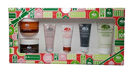 Origins Skincare Best Sellers 6 Piece Kit Travel Sized Gift Set