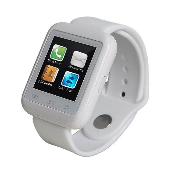 Moda Bluetooth Smart Watch Reloj de pulsera U9 Uwatch para smartphones wzn @ ktwu901 W