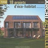 18 projets d'éco-habitat