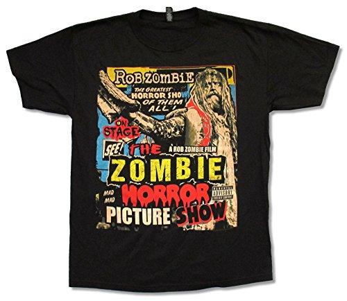 Zombie T-Shirts Band - 7